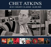 chet atkins - eight classic albums - cd