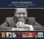 fats domino - eight classic albums - cd