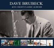 dave brubeck - eight classic albums - cd