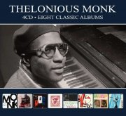 thelonious monk - eight classic albums - cd
