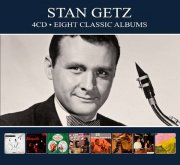 stan getz - eight classic albums - cd