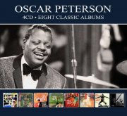 oscar peterson - eight classic albums - cd