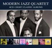 modern jazz quartet - eight classic albums - cd
