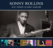 sonny rollins - eight classic albums - cd