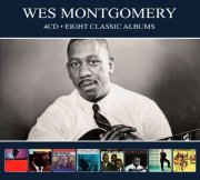 wes montgomery - eight classic albums - cd