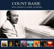 count basie - eight classic albums - cd