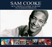 sam cooke - eight classic albums - cd
