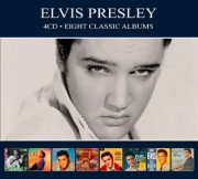 elvis presley - eight classic albums - cd