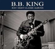 b.b. king - eight classic albums - cd