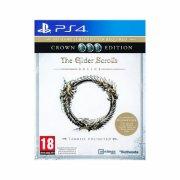 elder scrolls online - tamriel unlimited - crown edition - PS4