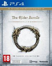 elder scrolls online: tamriel unlimited - PS4