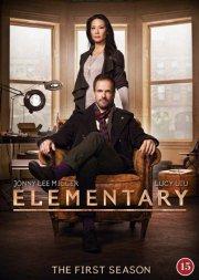 elementary - sæson 1 - DVD