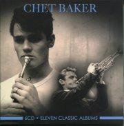 chet baker - eleven classic albums - cd