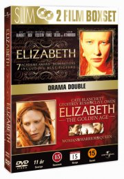elizabeth // elizabeth goldenage - DVD