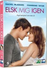 elsk mig igen / the vow - DVD