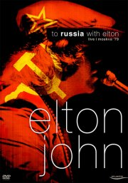 elton john - to russia with elton - live in moskva 1979 - DVD