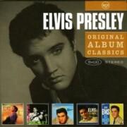 elvis presley - original album classics [box-set] - cd