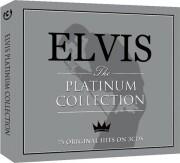 elvis presley - the platinum collection - cd