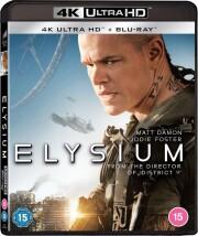elysium - 4k Ultra HD Blu-Ray