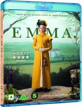 emma - 2020 - jane austen - Blu-Ray