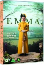 emma - 2020 - jane austen - DVD