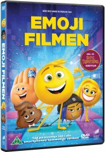 the emoji movie / emoji filmen - DVD