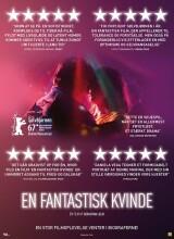 en fantastisk kvinde / una mujer fantástica - DVD