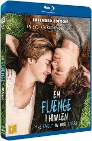 en flænge i himlen / the fault in our stars - Blu-Ray