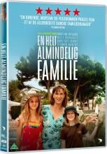 en helt almindelig familie - DVD