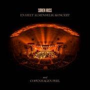 søren huss - en helt almindelig koncert - med copenhagen phil - cd