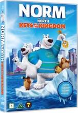 en isbjørn i new york 2: nøglerne til kongeriget - DVD