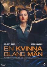 en kvinna bland män - DVD