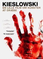 en lille film om kunsten at dræbe - kieslowski - DVD