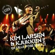 kim larsen & kjukken - en lille pose støj - reissue edition - cd