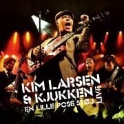 kim larsen og kjukken - en lille pose støj - live - Vinyl / LP