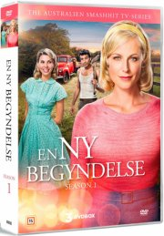 en ny begyndelse / a place to call home - sæson 1 - DVD