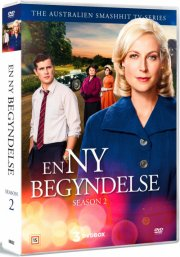 en ny begyndelse / a place to call home - sæson 2 - DVD