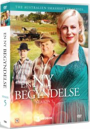 en ny begyndelse / a place to call home - sæson 5 - DVD