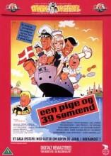 en pige og 39 sømænd - DVD