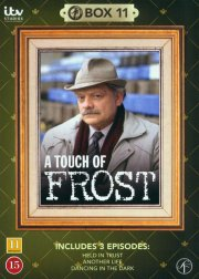 en sag for frost - boks 11 - DVD