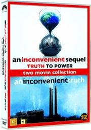en ubekvem sandhed 1-2 // an inconvenient truth 1-2 - DVD