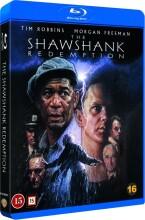 en verden udenfor / the shawshank redemption - Blu-Ray