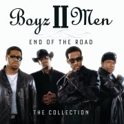 boyz ii men - end of the road - the collection - cd