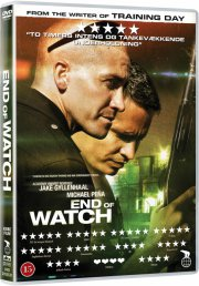 end of watch - DVD