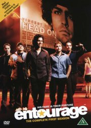 entourage - sæson 1 - hbo - DVD