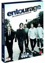 entourage - sæson 5 - hbo - DVD