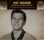 pat boone - ep collection 1955-1961 - cd