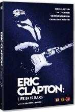 eric clapton - life in 12 bars - DVD