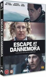 escape at dannemora - DVD