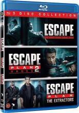 escape plan 1-3 - Blu-Ray